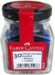 Faber-Castell Patroane cerneala mici FABER-CASTELL, 30 buc/set