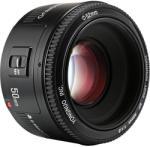 Yongnuo EF 50mm f/1.8 (Canon) Obiectiv aparat foto
