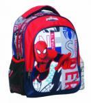 GIMSA Pókember hátizsák, iskolatáska 43x36x15 (GIM-337-64031)