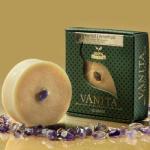 Vanita Ametiszt tartalmú krémszappan citromfű illó olajjal (90 g)