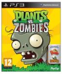 PopCap Games Plants vs Zombies (PS3) Játékprogram
