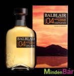 BALBLAIR 2004 Vintage Whiskey 1L 46%