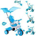 Baby Trike 4 in 1 Deluxe TRIKE-89