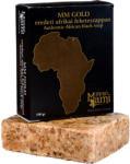 MosóMami MM Gold Afrikai shea vajas fekete szappan (100 g)