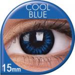 Colurvue BIG EYES Cool Blue (2 buc) - Lentile culorate 3 luni