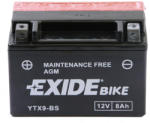 Exide Bike AGM 12V 8Ah bal YTX9-BS