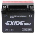 Exide Bike AGM 12V 10Ah bal YTX12-BS
