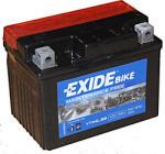 Exide Bike 12V 4Ah jobb ETX4L-BS