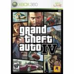 Rockstar Games Grand Theft Auto IV. (Xbox 360)