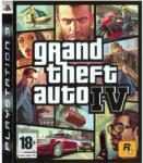 Rockstar Games Grand Theft Auto IV (PS3) Játékprogram