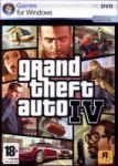 Rockstar Games Grand Theft Auto IV (PC) Játékprogram