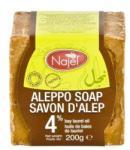 Najel Bio olíva olajos Aleppo szappan (200 g)