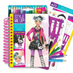 Style Me Up! Kicsi divattervező füzet