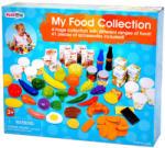 Playgo Műanyag Élelmiszer Szett (3124)