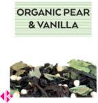 Johan & Nyström Organic Pear Vanilla Fekete Tea 100g