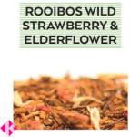 Johan & Nyström Rooibos Wild Strawberry Elderflower Tea 100g