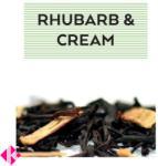 Johan & Nyström Rhubarb With Cream Fekete Tea 100g