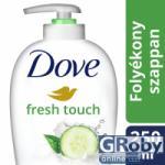 Dove Go Fresh Fresh Touch uborka és zöld tea folyékony szappan (250 ml)