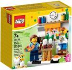 LEGO Seasonal - Húsvéti tojásfestés (40121)