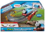 Mattel Fisher-Price Thomas Track Master 2 az 1-ben sínépítő pályaszett CDB57