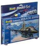 Revell Mirage 2000D Set 1/72 64893