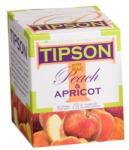 TIPSON Peach-Apricot Tea 25 filter