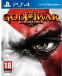 Sony God of War III Remastered (PS4) Software - jocuri