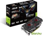 ASUS GeForce GTX 960 DirectCU II 4GB GDDR5 128bit PCI-E (STRIX-GTX960-DC2OC-4GD5) Videokártya