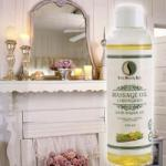 Sara Beauty Spa Citromfű masszázsolaj (Lemongrass) (250ml)