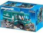 Playmobil Pénzszállító Páncélautó (5566)