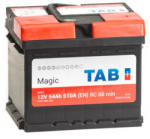 TAB Magic 54Ah 510A Jobb+