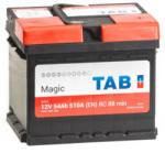 TAB Magic 54Ah 510A Jobb+