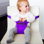 Minimonkey Minichair Scaun de masa bebelusi