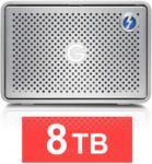 Hitachi G-RAID Removable Thunderbolt 2 8TB USB 3.0 0G04086