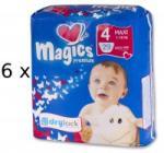 Magics Premium 4 Maxi (7-18kg) 174db