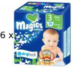 Magics Premium 3 Midi (4-9kg) 186db
