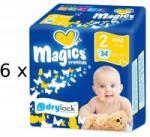 Magics Premium 2 Mini (3-6kg) 204db