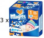 Magics Premium 1 New Born (2-5kg) 108db