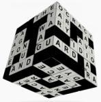 Verdes Innovation S. A. V-Cube Keresztrejtvény 3x3 versenykocka