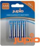AA / AAA Jupio AAA - LR03 Alkáli elem mikro-ceruza 4 db