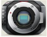 Blackmagic Design Blackmagic Micro Cinema Camera C Camera video digitala