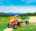 Playmobil Băiat cu tractor (4943)