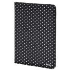 "Hama Polka Dot 10.1"" - Black (135536)"