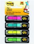 3M Nyíl műanyag jelölőcímke 4x24 lap 11,9x43,2 mm vegyes (LPJ684ARR4)