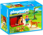 Playmobil Golden retriever család (6134)