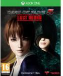 Tecmo Dead or Alive 5 Last Round (Xbox One)