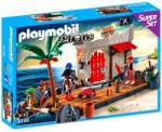 Playmobil Kalóz kikötő (6146)