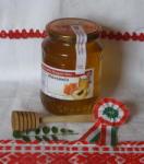Marci bácsi méhészete Hársméz 1kg