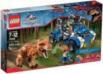 LEGO Jurassic World - T-Rex vadász (75918)