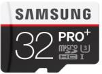 Samsung microSDHC PRO+ 32GB Class10 UHS-1 MB-MD32DA/EU